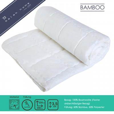 Bettdecke Bamboo