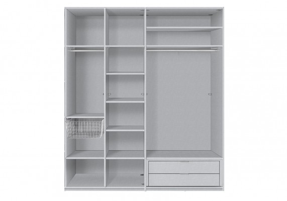 Kleiderschrank Matrix Brooklyn