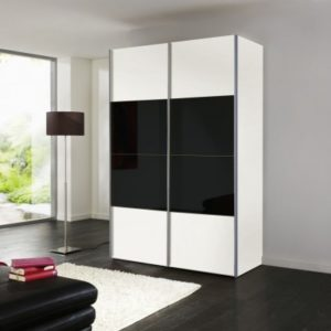 Kleiderschrank Matrix FOU YOU mit Glas