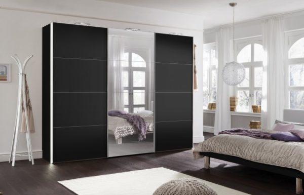 Kleiderschrank Matrix FOU YOU mit Spiegel