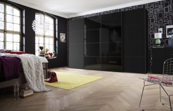Kleiderschrank Matrix FOU YOU mit Glas