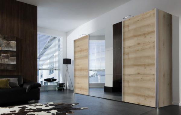 Kleiderschrank Matrix Stars mit Spiegel