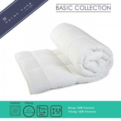 Bettdecke Basis Collection